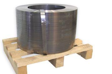 Ocelové vázací pásky