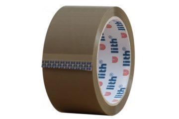 Balící samolepící pásky