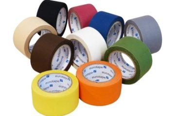 Textilní samolepící pásky