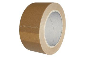 Papírové lepící pásky