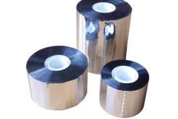 Izolační samolepící pásky