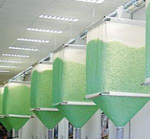Jak uchovat FLO-PAK GREEN - vynikají je silo