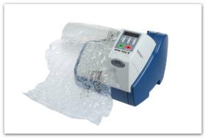 MiniPakr - stroj na výrobu vzduchových polštářků