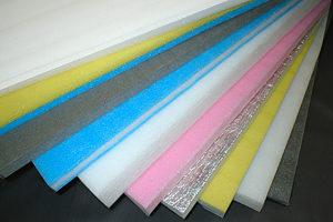 Pěnový polyetylen desky
