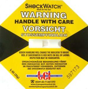 Indikátor nárazu ShockWatch L